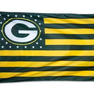 Green Bay Packers American 3x5 Foot Flag